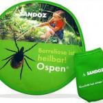 6. Foldable Frisbee